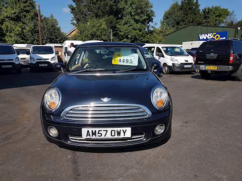 Mini Mini Cooper Hatchback 1.6 Automatic Petrol
