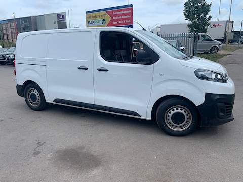 Citroen Dispatch M 1000 Enterprise Bluehdi S/S Panel Van 1.6 Manual Diesel