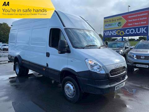 Iveco Daily 70C17v Panel Van 3.0 Manual Diesel
