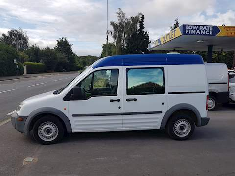 Ford Transit Connect Tdci T230 L Lwb P/V 90 Panel Van 1.8 Manual Diesel