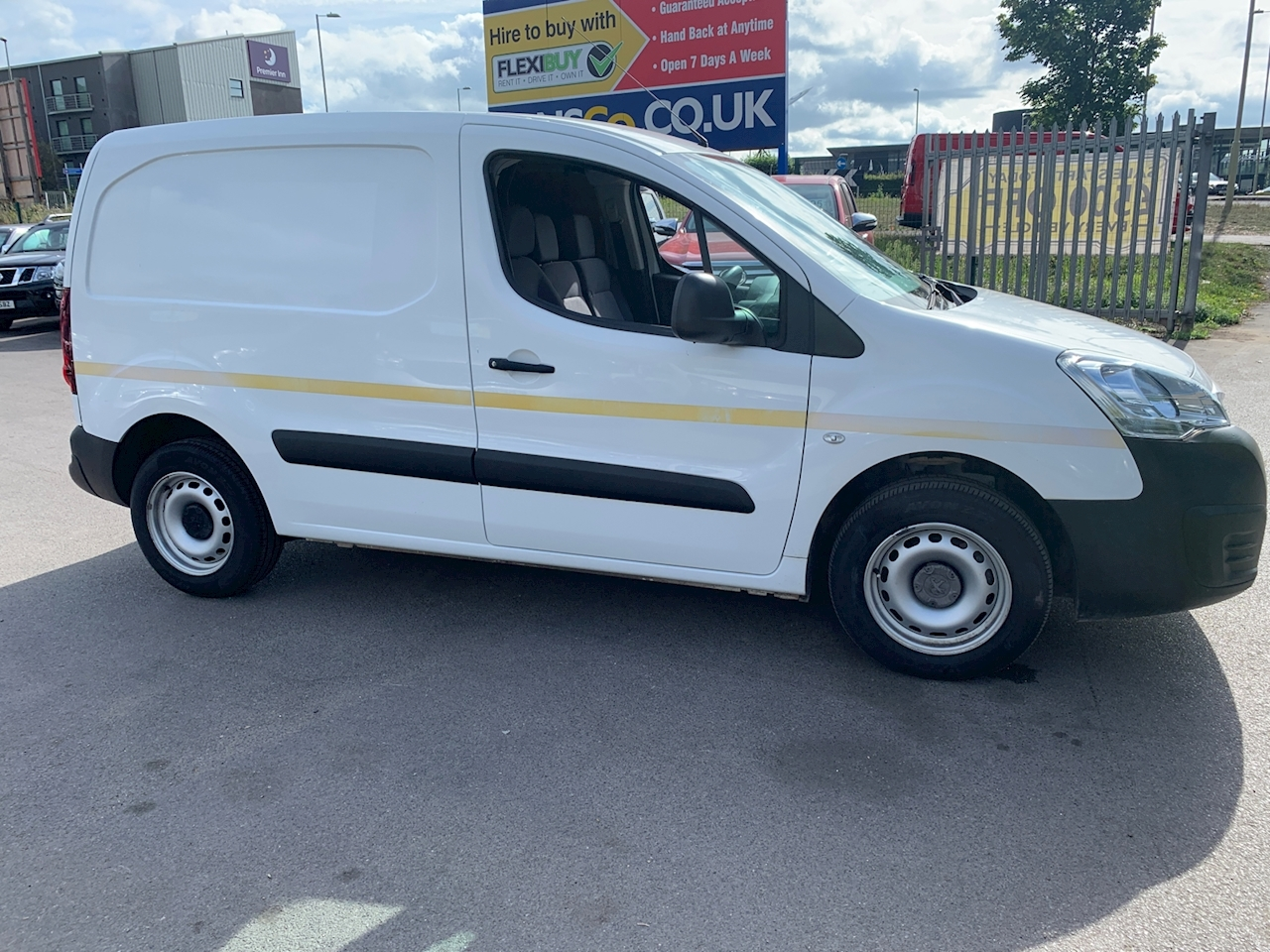 Partner Hdi Se L1 850 Panel Van 1.6 Manual Diesel