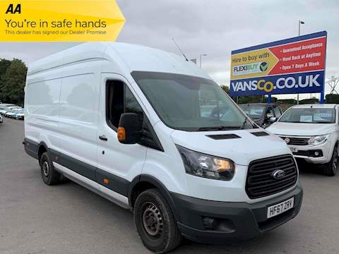 Ford Transit 350 L4 H3 P/V Drw Panel Van 2.0 Manual Diesel
