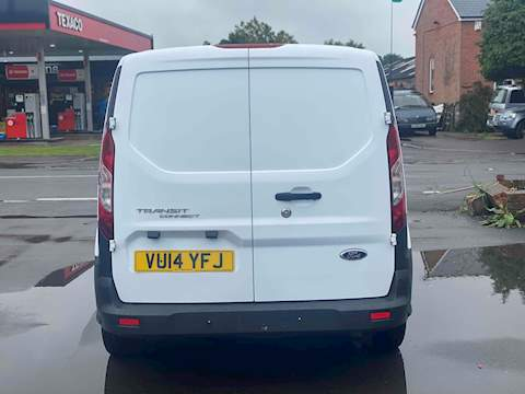 Ford Transit Connect 200 P/V 1.6 Small Van Manual Diesel