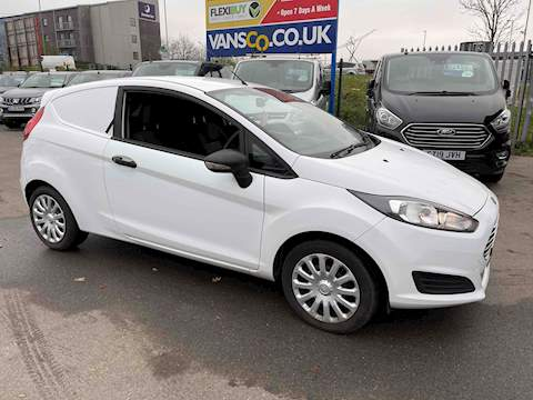 Ford Fiesta Base Tdci Car Derived Van 1.5 Manual Diesel