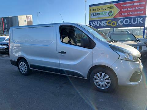 Renault Trafic Sl27 Business Plus Dci Panel Van 1.6 Manual Diesel