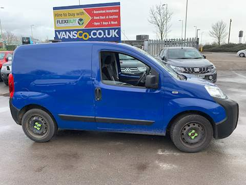 Fiat Fiorino 16V Multijet Sx Car Derived Van 1.2 Manual Diesel