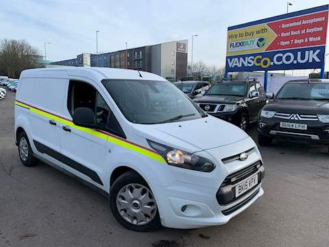 Ford Transit Connect 230 Trend Dcb 1.6 Crew Van Manual Diesel