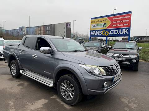 Mitsubishi L200 Di-D 4Wd Barbarian Dcb Pick-Up 2.4 Manual Diesel