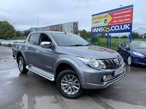 L200 Di-D 4Wd Barbarian Dcb Pick-Up 2.4 Manual Diesel