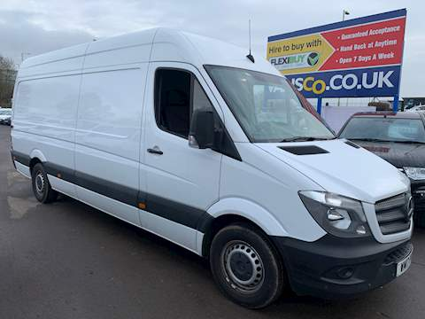 Mercedes-Benz Sprinter 314Cdi Panel Van 2.1 Manual Diesel