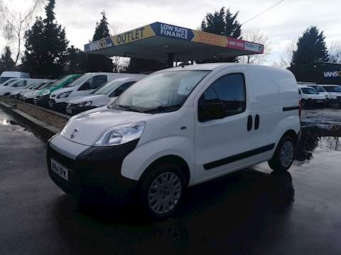 Fiat Fiorino 16V Multijet Car Derived Van 1.2 Manual Diesel