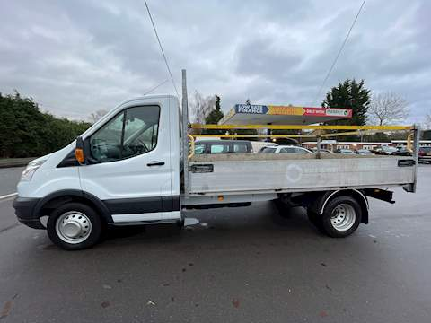 Ford Transit 350 C/C Drw 2.2 Dropside Manual Diesel