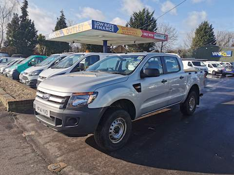 Ranger Xl 4X4 Dcb Tdci 2.2 4dr Pick-Up Manual Diesel