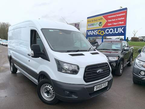 Ford Transit 350 L3 H2 P/V Panel Van 2.0 Manual Diesel