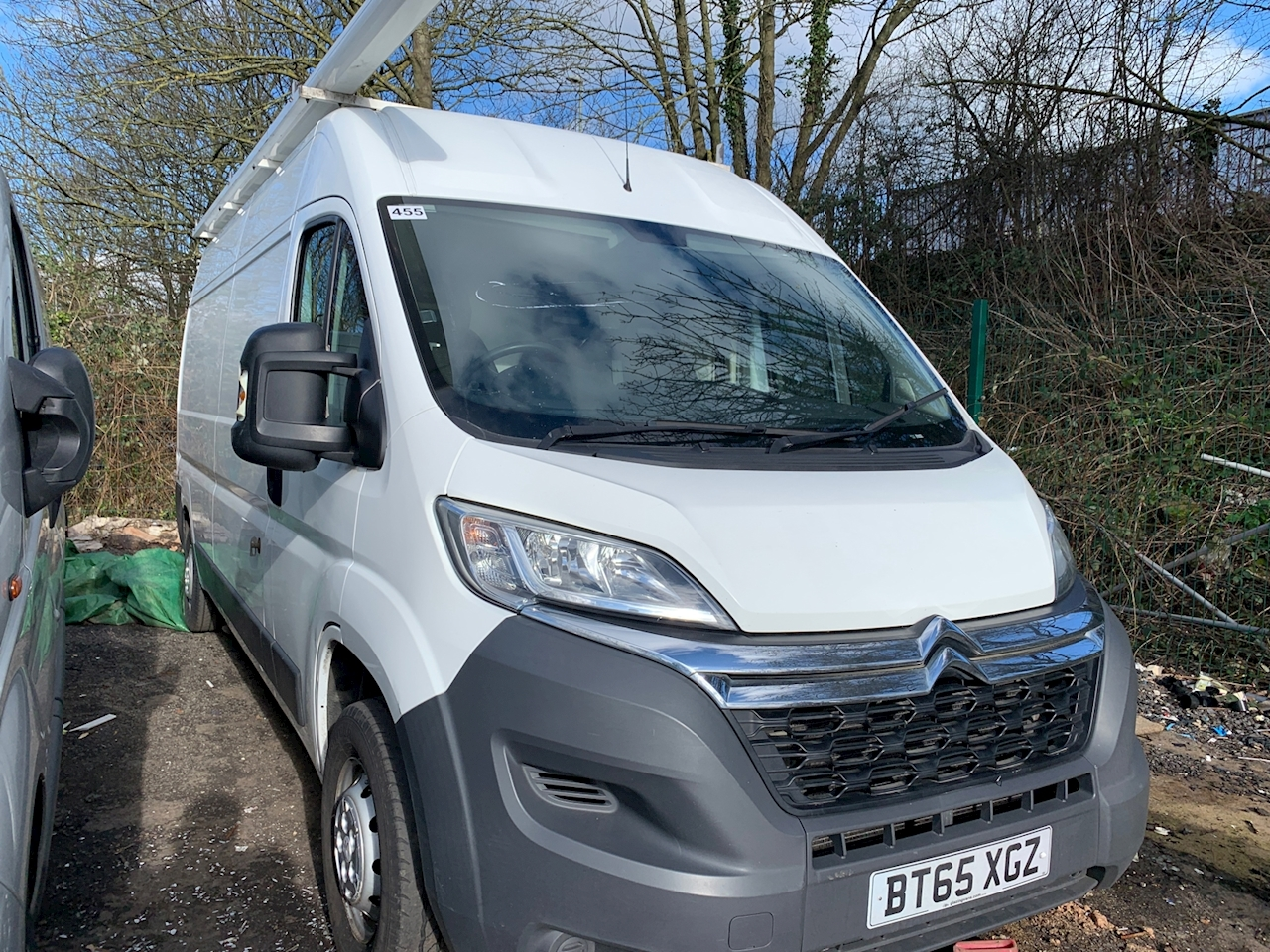 Relay 35 L3h2 Enterprise Hdi Panel Van 2.2 Manual Diesel