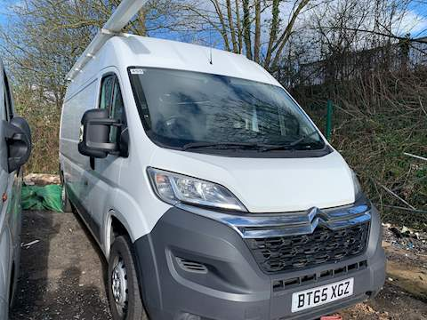 Citroen Relay 35 L3h2 Enterprise Hdi Panel Van 2.2 Manual Diesel
