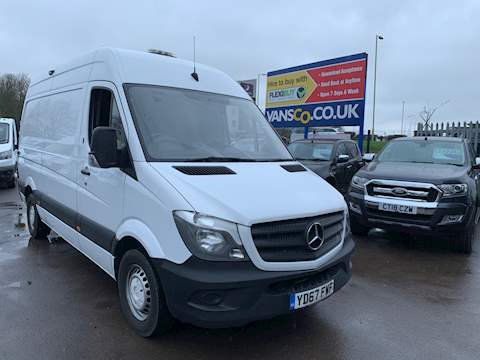 Mercedes-Benz Sprinter 316 Cdi 2.1 Panel Van Manual Diesel