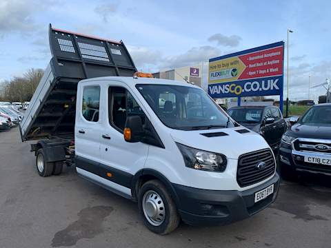 Ford Transit 350 L3 H2 P/V Drw Tipper 2.0 Manual Diesel