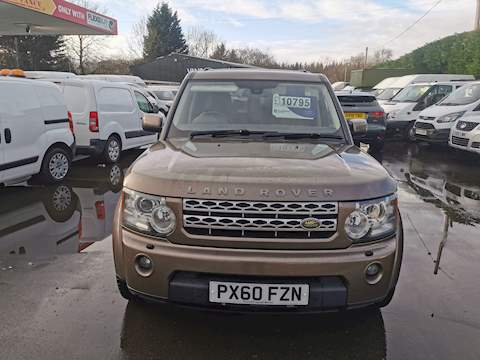 Land Rover Discovery 4 HSE 3 5dr SUV Automatic Diesel
