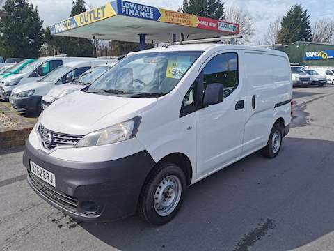 Nissan NV200 SE Panel Van 1.5 Manual Diesel
