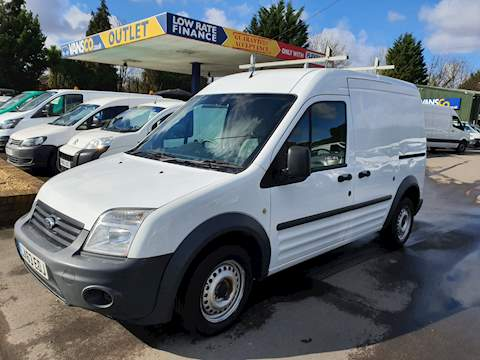 Ford Transit Connect 1.8 TDCi T230 High Roof 4dr Diesel Manual LWB DPF (89 bhp) High Roof 1.8 Manual Diesel