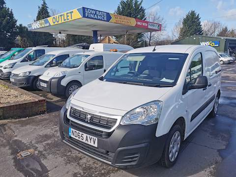 Peugeot Partner Professional L1 625 1.6 4dr Panel Van Manual Diesel