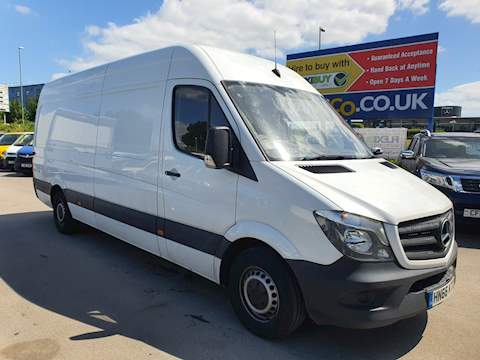 Sprinter 2.1 Panel Van Manual Diesel