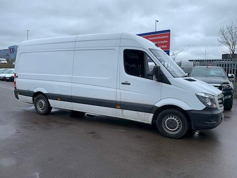 Mercedes-Benz Sprinter  2.1 dr Panel Van Manual Diesel