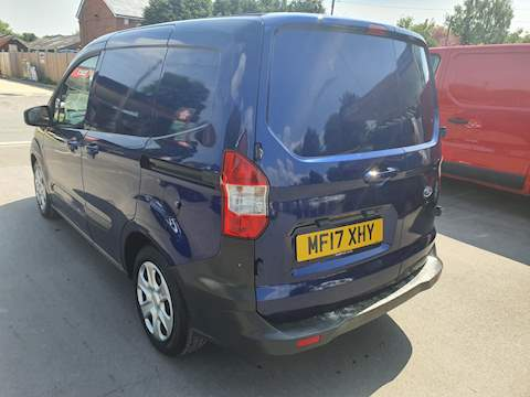 Ford Transit Courier Trend 1.6 5dr Small Van Manual Diesel