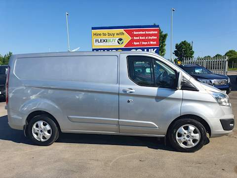 Ford Transit Custom Limited Panel Van 2.2 Manual Diesel
