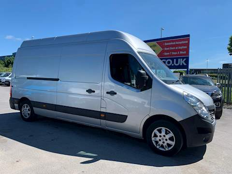 Renault Master Business 2.3 5dr Panel Van Manual Diesel
