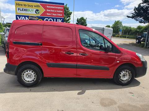Peugeot Partner S L1 850 1.6 4dr Small Van Manual Diesel