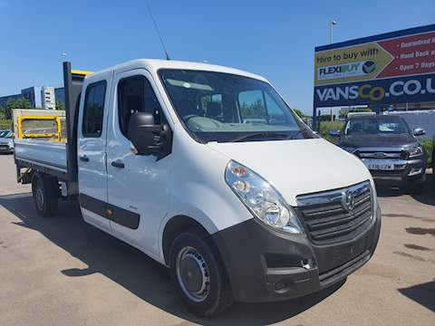 Movano 3500 Fwd Dropside 2300 Manual Diesel