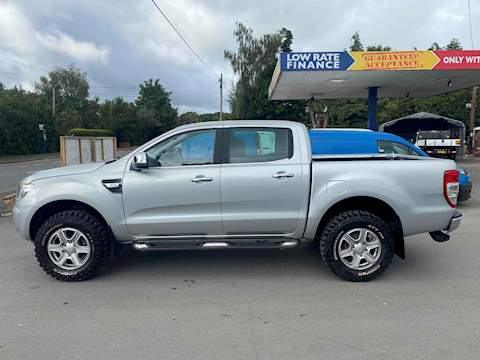 Ford Ranger Limited 4X4 Dcb Tdci 2.2 Pick Up Manual Diesel