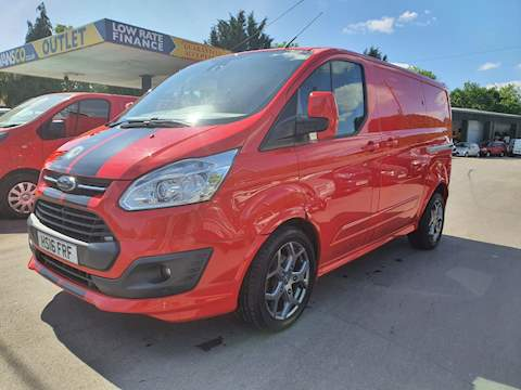Transit Custom Sport 2.2 5dr Panel Van Manual Diesel