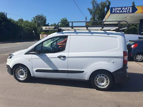 Ford Transit Courier 1.5 TDCi Panel Van 4dr Diesel Manual L1 EU5 (75 ps) 1.5 4dr Panel Van Manual Diesel