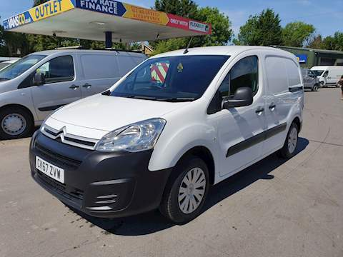 Berlingo Enterprise L1 1.6 5dr Panel Van Manual Diesel