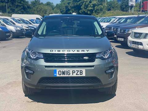 Land Rover Discovery Sport HSE Black 2 5dr SUV Auto Diesel