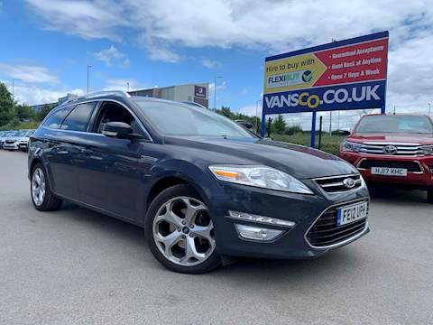 Ford Mondeo Titanium Estate 2.0 Manual Diesel