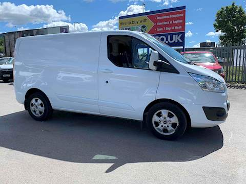 Ford Transit Custom Limited 2.0 Medium Van Manual Diesel