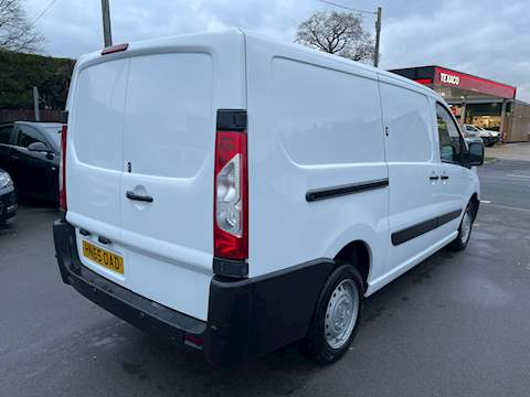 Citroen Dispatch 1200 L2H1 Enterprise 2.0 5dr Medium Van Manual Diesel