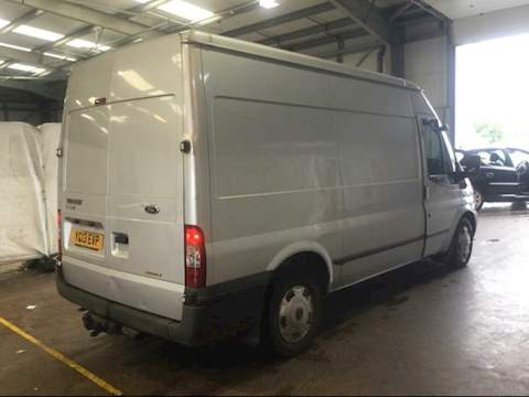 Ford Transit 2.2 TDCi 280 Trend Medium Roof 3dr Diesel Manual M (EU5, MWB) (198 g/km, 123 bhp) 2.2 3dr Medium Van Manual Diesel