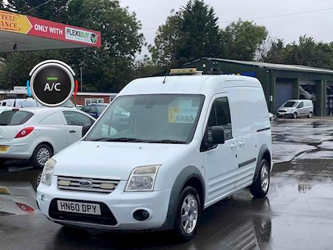 Ford Transit Connect 1.8 TDCi T230 Limited H/Roof Panel Van 4dr Diesel Manual LWB (109 bhp) 1.8 4dr H/Roof Panel Van Manual Diesel