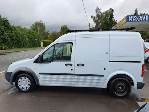 Ford Transit Connect 1.8 TDCi T230 High Roof 4dr Diesel Manual LWB DPF (89 bhp) 1.8 4dr High Roof Manual Diesel