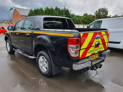 Ford Ranger Limited 2 2.2 4dr Double Cab Pickup Manual Diesel