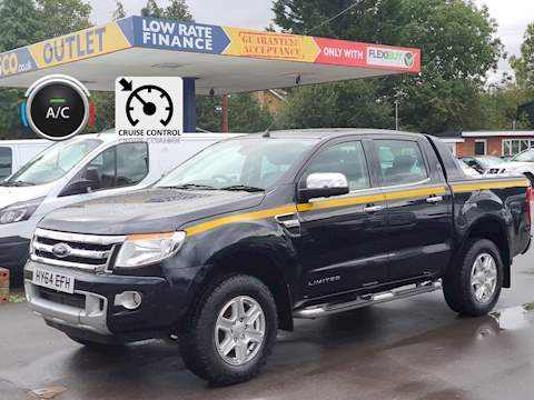 Ranger Limited 2 2.2 4dr Double Cab Pickup Manual Diesel