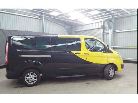 Ford Tourneo Custom Limited 2.2 5dr Minibus Manual Diesel
