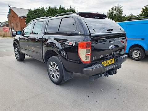Ford Ranger Wildtrak 3.2 4dr Double Cab Pickup Manual Diesel