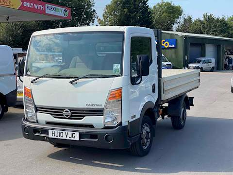 Nissan Cabstar Dropside 2.5 Dropside Manual Diesel