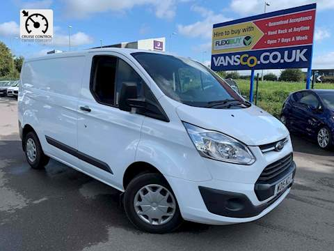 Transit Custom Trend Panel Van 2.2 Manual Diesel